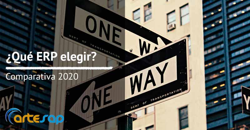 Qué ERP elegir, comparativa 2020