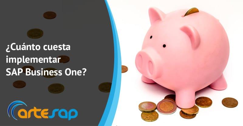 Cuanto cuesta implementar SAP Business One