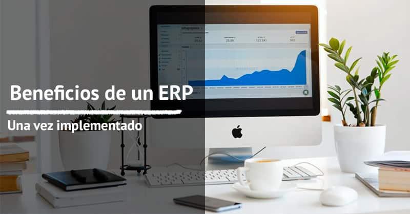 Beneficios de un ERP