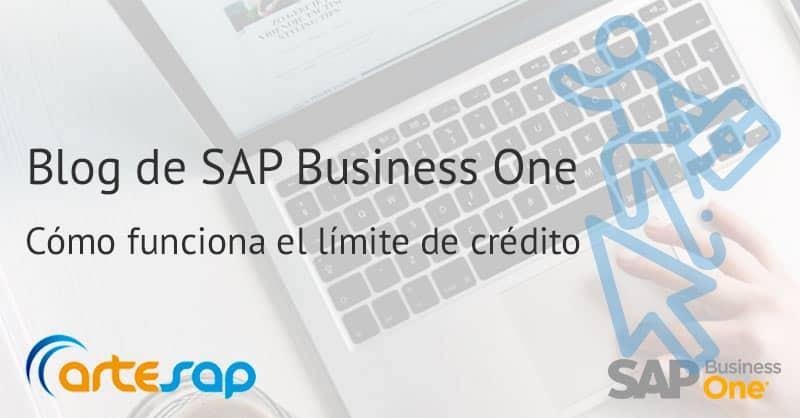 Cómo funciona el límite de crédito en SAP Business One