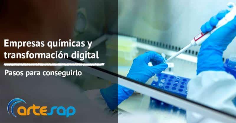 Portada empresas químicas y transformación digital
