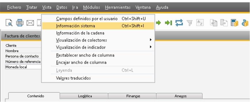 Generador de consultas en SAP Business One