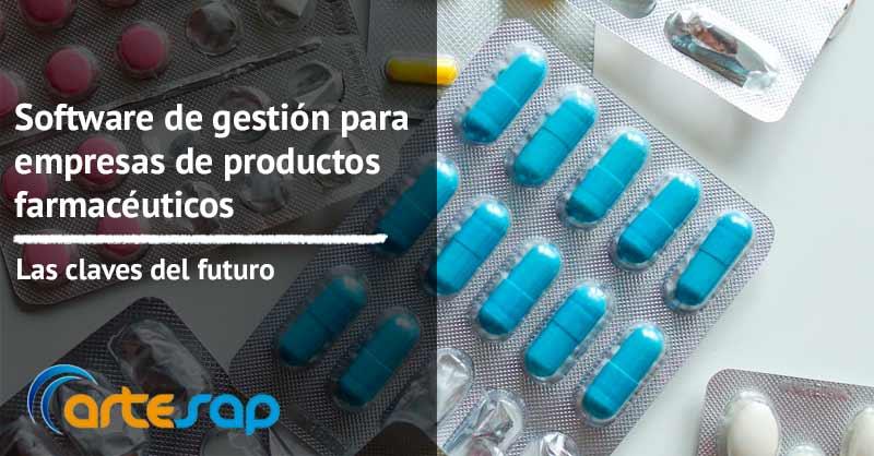 Software de gestión para la venta de productos farmacéuticos, las claves del futuro