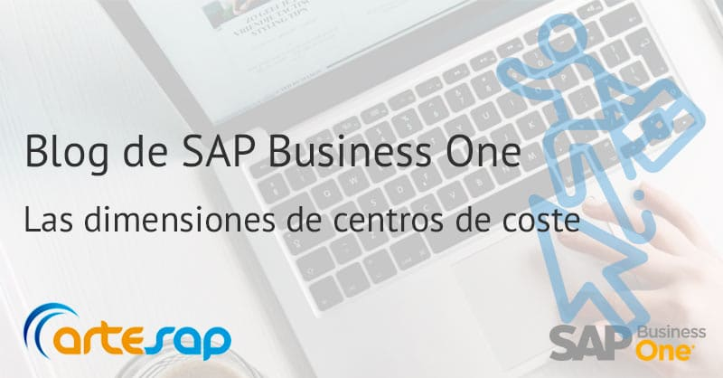 Contabilidad analítica en SAP Business One