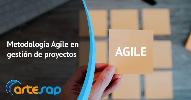 Fases de la metodologia ágil de administración de proyectos