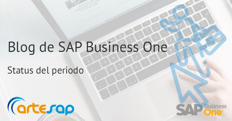 Status del periodo en SAP Business One