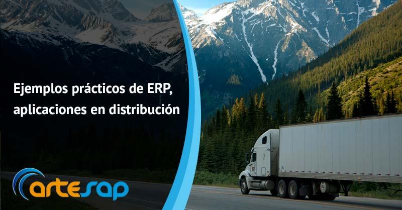 Te contamos unos ejemplos prácticos de ERP para el sector distribución
