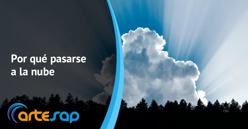 Cuáles son las razones por las que pasarse a la nube